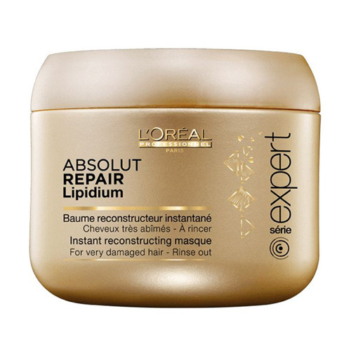L'Oreal - L'Oreal Absolut Repair Lipidium Masque 200ml