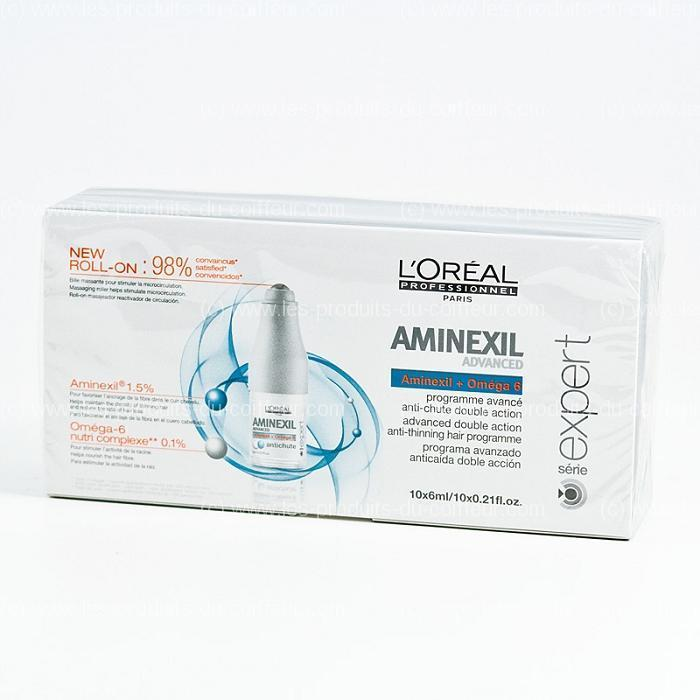 Illustration L'oreal - Aminexil Advanced 10x6ml