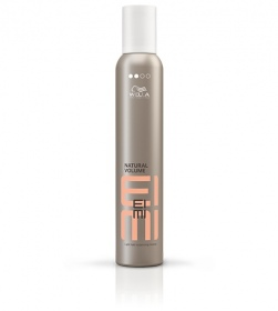 Illustration Natural Volume Mousse de coiffage - 500 ml