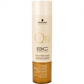 Illustration Schwarzkopf BC Time Restore Conditioner