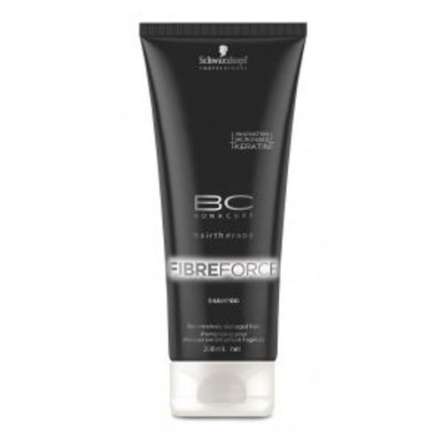 Illustration SHAMPOOING BC FIBRE FORCE SCHWARZKOPF PROFESSIONAL 200ML