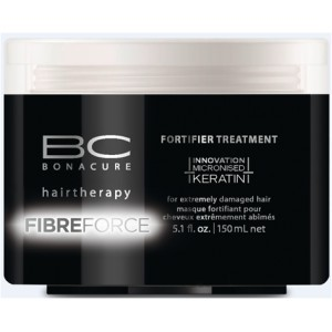 Illustration MASQUE FORTIFIANT BC FIBRE FORCE SCHWARZKOPF PROFESSIONAL 150ML