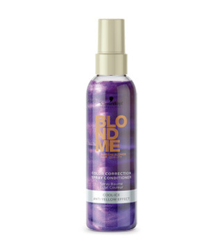 Illustration SPRAY BAUME ECLAT COULEUR COOL ICE BLOND ME DE SCHWARZKOPF 150ML
