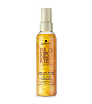 Illustration SPRAY BAUME SUBLIME ECLAT BLOND ME DE SCHWARZKOPF  150ML