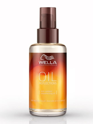 Wella - Oil Reflections Huile restructurante - 30 ml