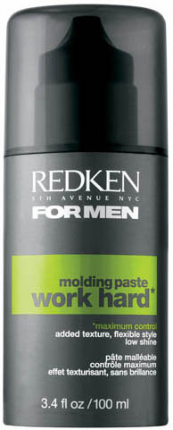 Illustration Redken For Men Work Hard 100ml