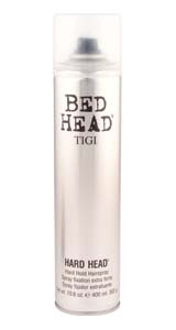 Illustration Bed Head Hard Head Hairspray