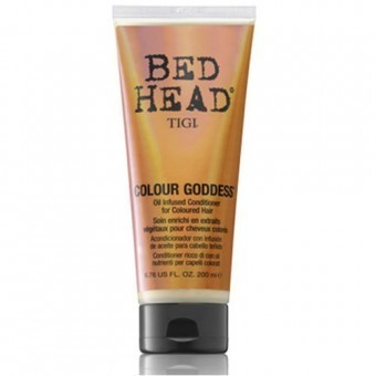 Illustration Bed Head Colour Goddess Conditioner 200ml