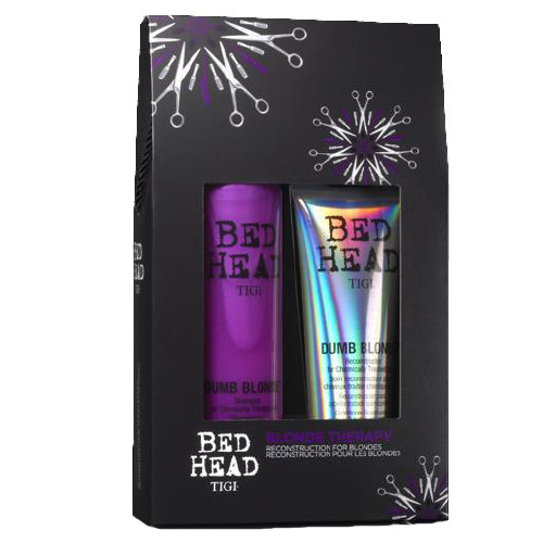 Illustration BED HEAD COFFRET Blonde Therapy