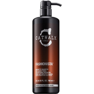 Tigi - Catwalk Fashionista Brunette Shampoing 750ml