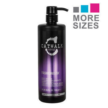 Illustration Catwalk Fashionista Conditioner ch.blonds et meches 750ml
