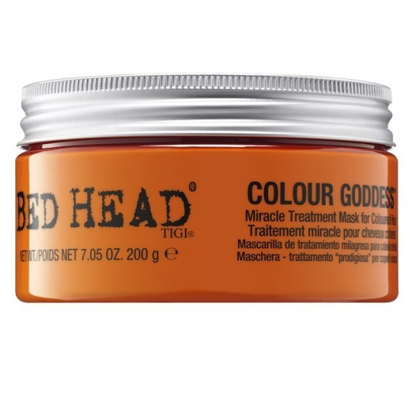 Illustration Bed Head Colour Goddess Traitement Miracle 200g