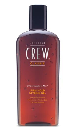 American Crew - American Crew Firm Hold Styling Gel 250ml