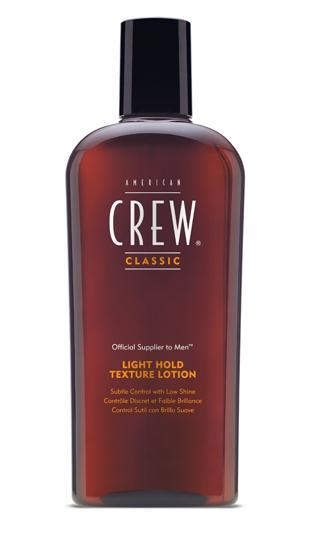 Illustration American Crew Light Hold Texture Lotion 200ml