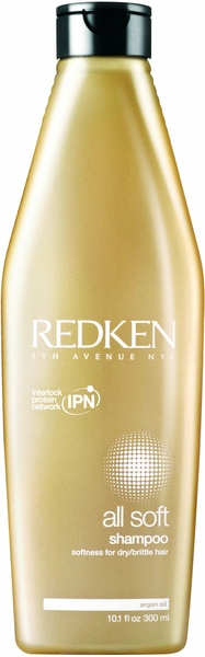 Illustration Redken All Soft Shampooing 300ml