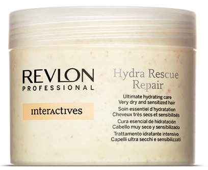 Illustration Revlon Hydra Rescue Repair 450