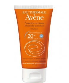 Illustration AVENE SOLAIRE EMULSION SPF 20 50ML