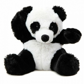 peluche bouillotte micro onde panda graines de bl et fleur de lavande de pelucho sur. Black Bedroom Furniture Sets. Home Design Ideas
