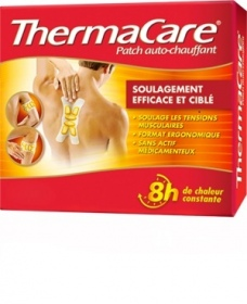 ThermaCare - Thermacare Patch Auto-Chauffant - Multi-Zones 3 Patchs