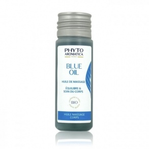 Illustration Huile de massage Blue'Oil Bio - 30 ml