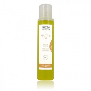 Illustration Huile de massage neutre Bio - 100 ml