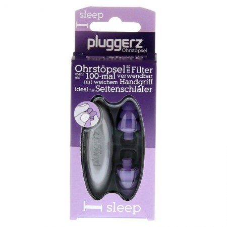 Pluggerz - Protection Auditive Sommeil Pluggerz Sleep (27dB)