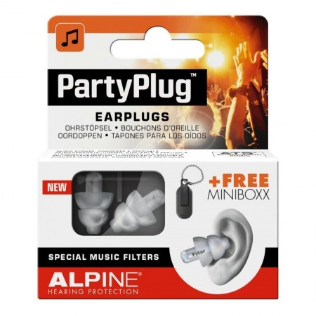 Alpine - Protection Auditive Alpine Party Plugs