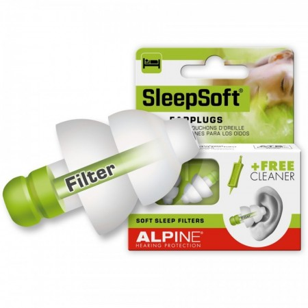 Alpine - Protection auditive Alpine SleepSoft