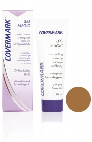 Covermark - Leg Magic Sable brun n°13