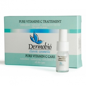 Dermobio - TRAITEMENT A LA VITAMINE C - 4 flacons x 7ml