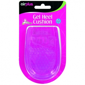 Airplus - SEMELLES GEL HEEL CUSHION FEMME - 1 paire -