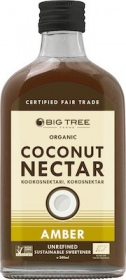 Big Tree Farms - Nectar de fleur de coco Ambre - 240ml