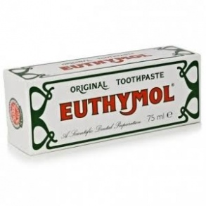 Johnson & Johnson - Euthymol dentifrice 75ml