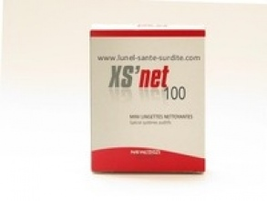Newson - XS Net 100 - 100 mini lingettes