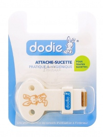 Illustration DODIE ATTACHE SUCETTE RUBAN