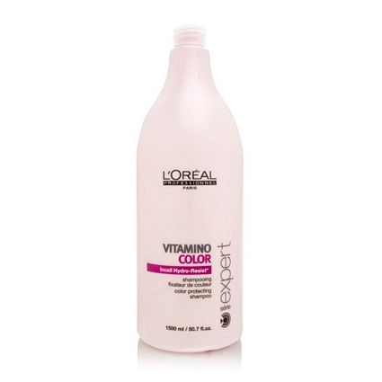 L'Oreal - SHAMPOOING VITAMINO COLOR L'OREAL 1500ML