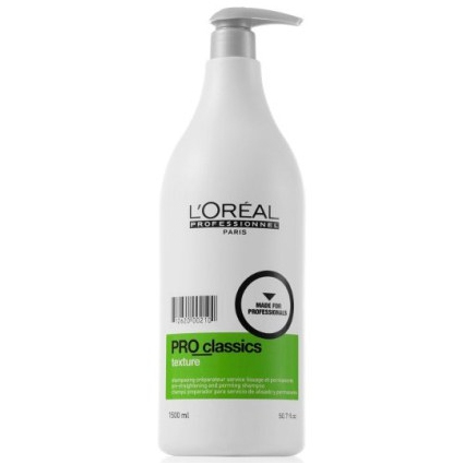 Illustration Shampooing Pro Classics Texture 1500 ML