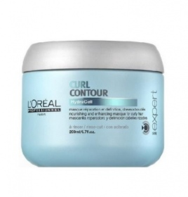 Illustration MASQUE  CURL CONTOUR L'OREAL 200ML
