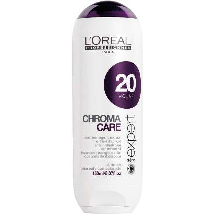 Illustration CHROMA CARE - VIOLINE 20 - L'OREAL 150ML