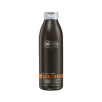 L'Oreal - SHAMPOOING FIBER BOOST L'OREAL HOMME 250ML