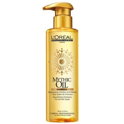 Illustration SHAMPOING MYTHIC OIL L'OREAL PROFESSIONNEL  250ML