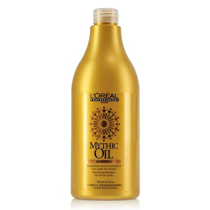Illustration SHAMPOING MYTHIC OIL L'OREAL PROFESSIONNEL  750ML
