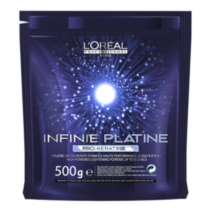 Illustration Infinie Platine 500 G
