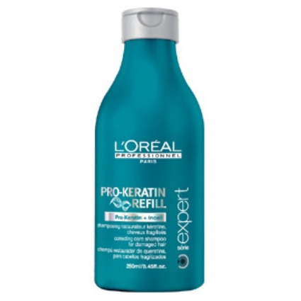 Illustration SHAMPOOING PRO-KERATIN REFILL L'OREAL 250ML