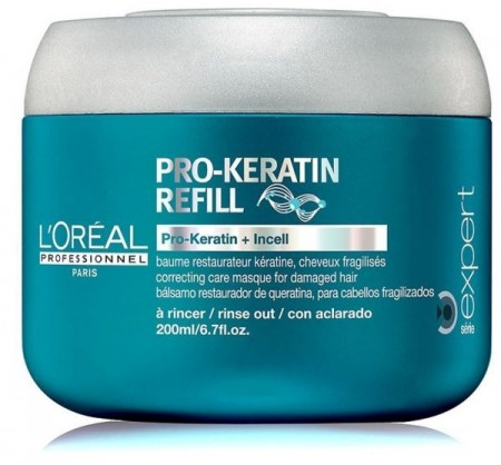 Illustration BAUMES PRO-KERATIN REFILL L'OREAL 200ML