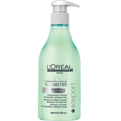 Illustration SHAMPOOING VOLUMETRY L'OREAL 500ML