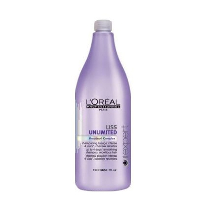 Illustration SHAMPOOING LISS UNLIMITED L'OREAL 1500ML