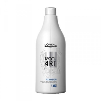 L'Oreal - SPRAY FIX DESIGN L'OREAL 750ML