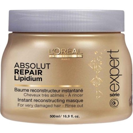 L'Oreal - MASQUE ABSOLUT REPAIR LIPIDIUM L'OREAL 500ML