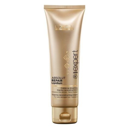 L'Oreal - Crème De Brushing Thermo Protectrice 125 ML